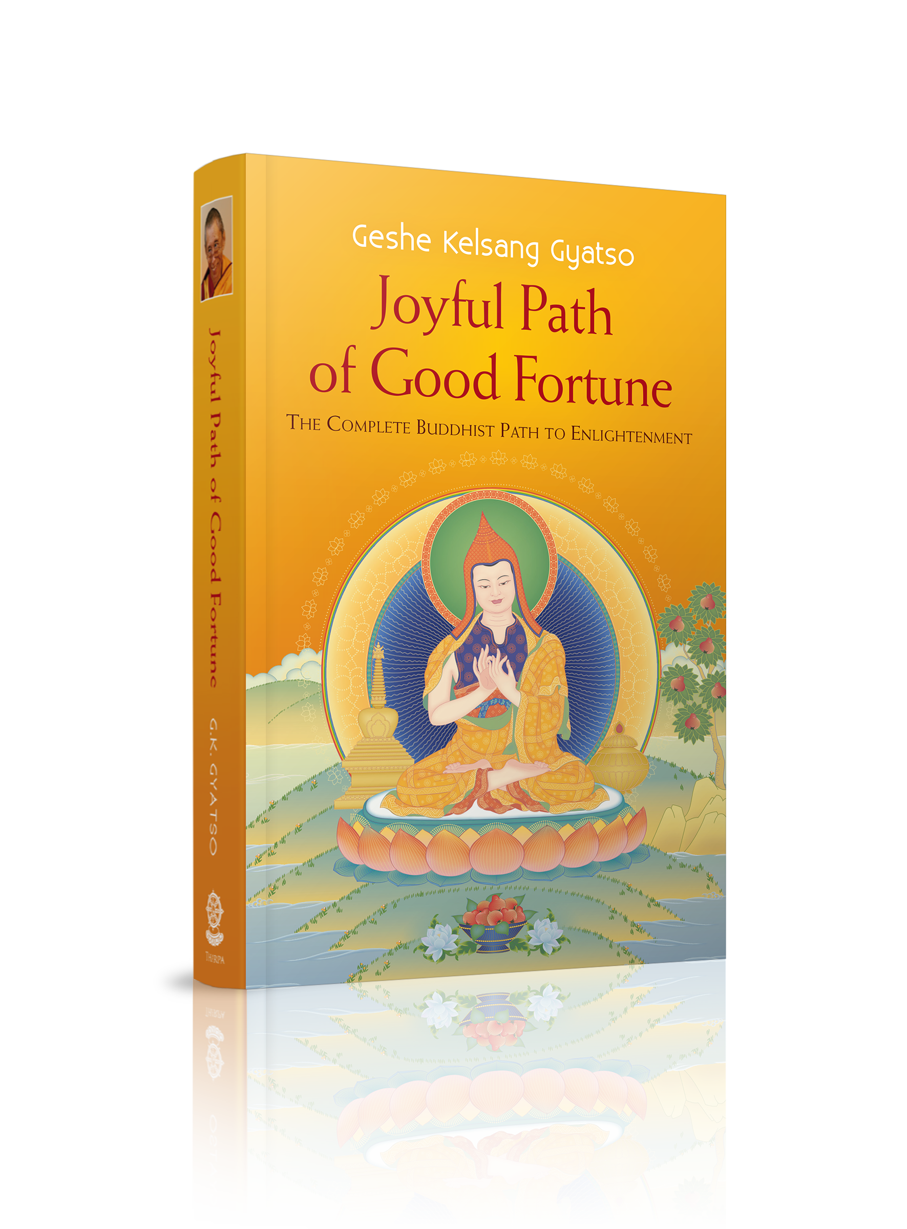 Book - Joyful Path of Good Fortune