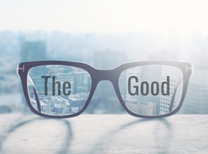 "Glasses bring ""The Good"" into focus"