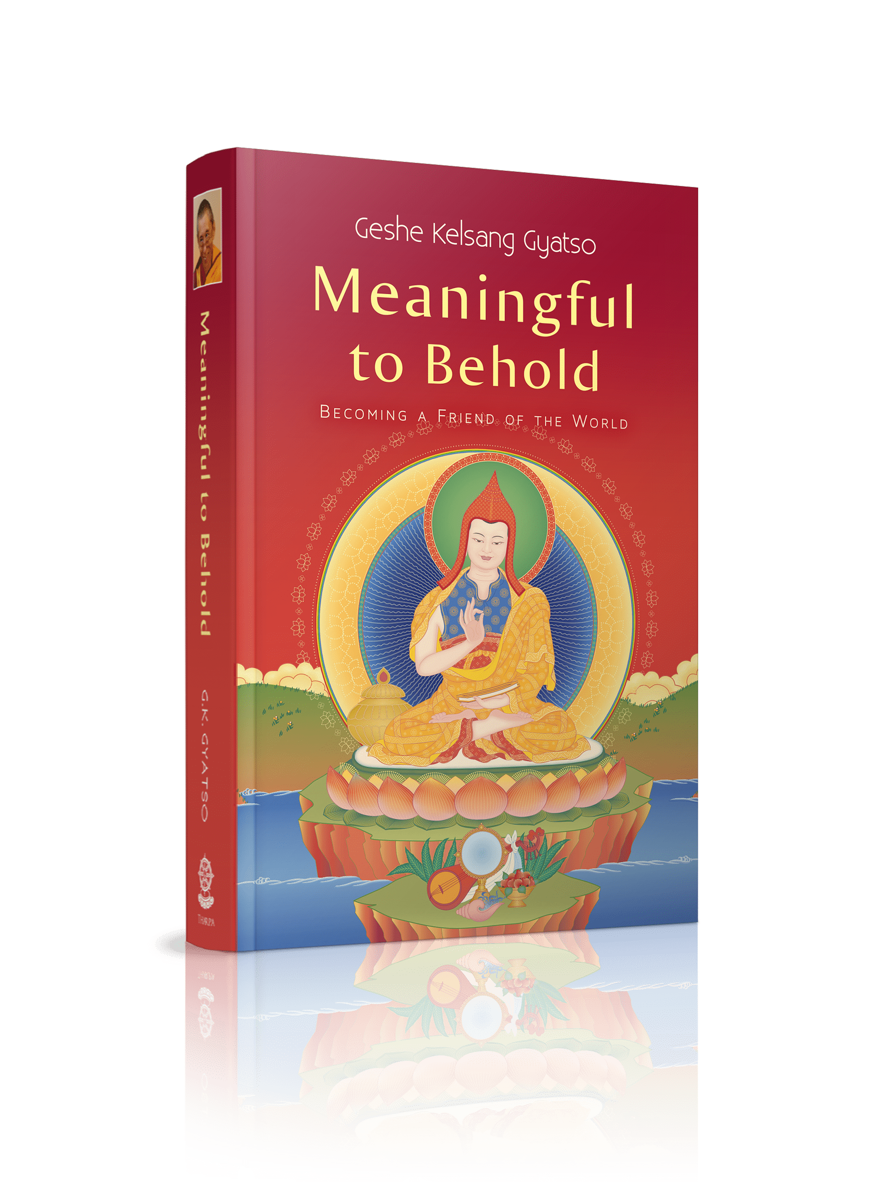 Book Cover - Meaningful to Behold by Geshe Kelsang Gyatso